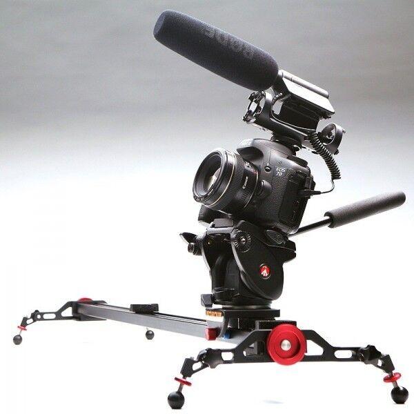 KONOVA KNK280 Slider K2 80cm Horizontal Vertical Diagonal Moving Camera Rail