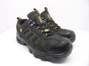 Terra Arrow Steel Toe Steel Plate Men's Black Athletic Shoes