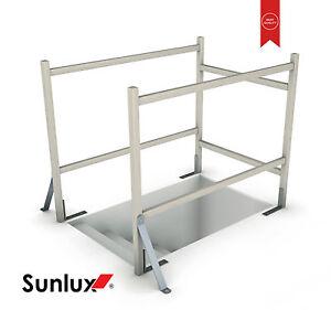 Universal-Wooden-Loft-ladder-Balustrade-Safe-Loft-Attic-Handrail-Railing-Barrier
