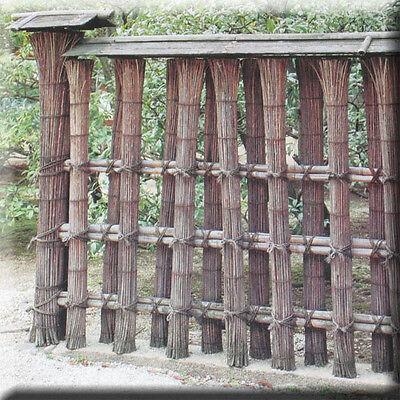 Japanese Garden Book   Fence U0026 Wall Bamboo Woven Zen Landscape Architecture  | EBay