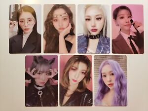 Dreamcatcher Dystopia Road to Utopia Official Fansign Photocards B Ver