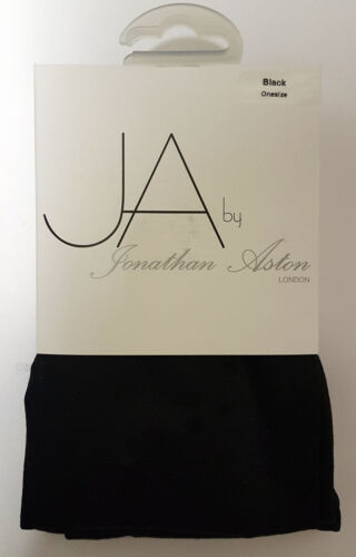 Jonathan Aston 140 Denier Shine Tights Black One Size