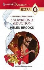 Snowbound Seduction (Presents Extra), Helen Brooks, 0373527942, Book, Acceptable