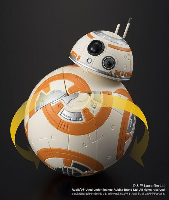 MEGAHOUSE Awakening of STAR WARS Force 3D Rubik/'s Cube R2-D2 JAPAN IMPORT