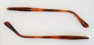 Aste Ricambio Persol 3007 96 Light Havana Avana Side Arms Eyewear Occhiale Vista MVyES4ZF