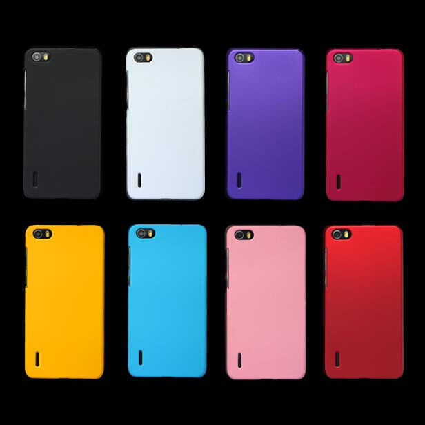 For Huawei Honor 6 New Snap On Rubberized Matte hard case back cover