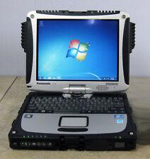 ▲NEW - Panasonic Toughbook CF-19 2.70GHz MK8 Core i5-3610M - 500GB - 8GB RAM▲