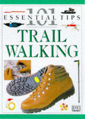 """AS NEW"" Trail Walking (101 Essential Tips), MC Manners, Hugh, Book"