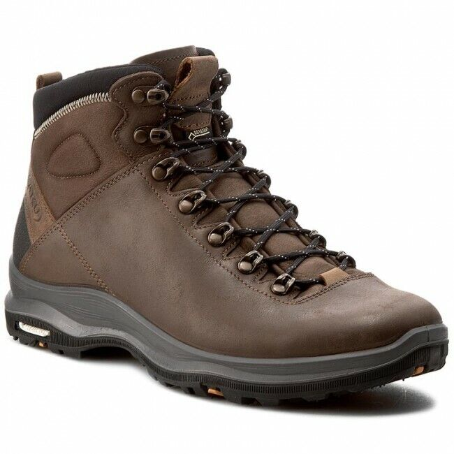 AKU la Val Chaussures de randonnée FG GTX Homme US Taille 9, Euro 42.5 MADE IN ITALY