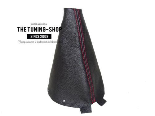 Gear Stick Gaiter For Mitsubishi ASX Outlander Sport 2010-2016 Red Stitching