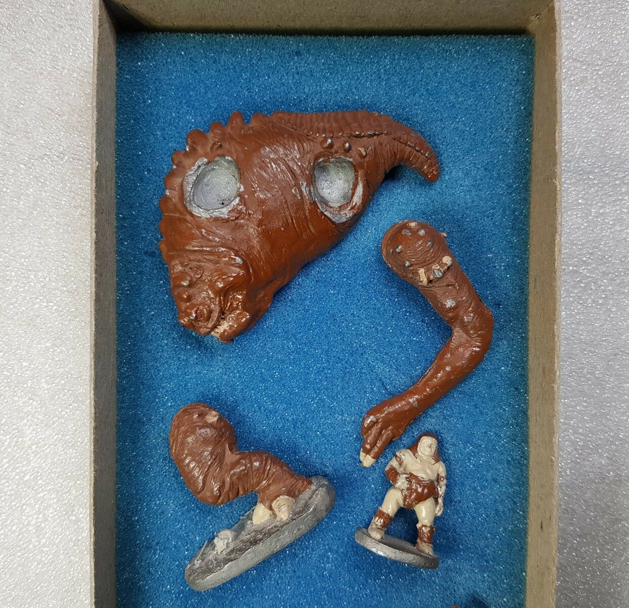 Figurine Plomb Star Wars 40311 The Rancor Pit - - - West End Games Grenadier 89 d57335