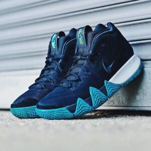 50% price undefeated x popular brand Details about Nike Kyrie Irving 4 Dark Obsidian 943806-401 Men's Basketball  Shoes SIZE 11.5