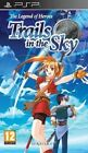 Legend of Heroes Trails in The Sky PSP -