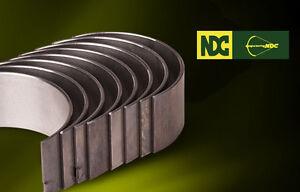 STD NDC CONROD BEARING SET FOR NISSAN QR25DE 2.5 DOHC QR25 X-TRAIL T30 T31