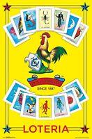 Loteria - Tarjetas Poster - 22x34 - 15157