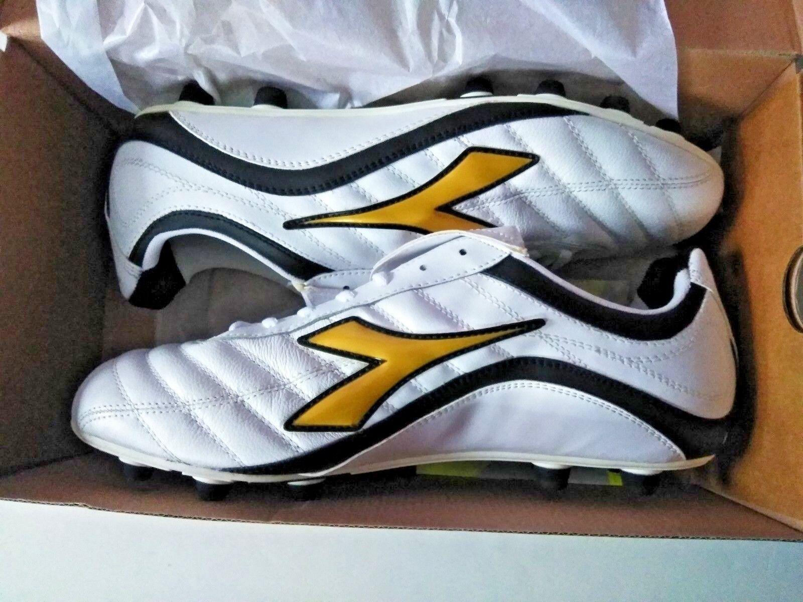 Diadora Size Squadra MD PU Soccer Cleats Size Diadora 11 Brand NEW! 841275