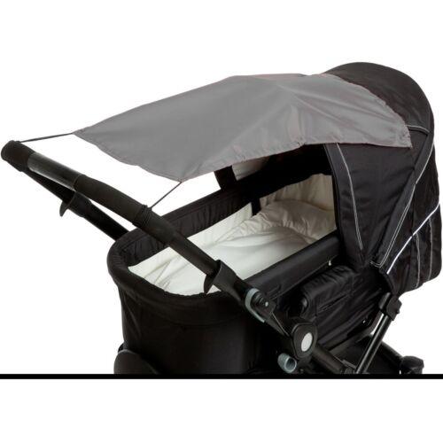 SONNENSEGEL Segel UV 50 Buggy Kinderwagen  Baby Sonnenschutz Sonnenschirm Kind