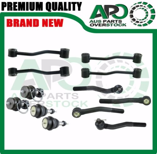 JEEP Grand Cherokee WJ WG 1999-2005 Ball Joint Tie Rod End Sway Bar Link Kit LHD