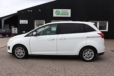 brugt varebil Ford Grand C-MAX TDCi 163 Titanium aut. Van