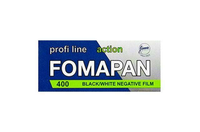 Fomapan Action 400 120 Film - FLAT-RATE AU SHIPPING!