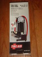 Tire Aid Tire/tube Foot Pump 490-850-l013