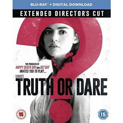 Truth Or Dare [Blu-ray]