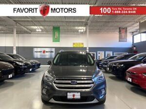 2017 Ford Escape Titanium|4WD|NAV|ECOBOOST|LEATHER|PANOROOF|ALLOYS|