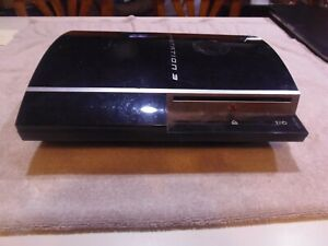 Sony Playstation 3 Fat Console CECHL01 Console Only For Parts