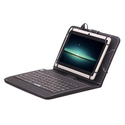 "iRULU 7"" Google Android 4.4 16GB Tablet PC Quad Core WIFI + Black Keyboard Gift"