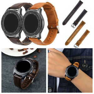 37bad8b1cd45e For Fossil Q Genuine Leather Watch Wrist Band Strap Bracelet ...