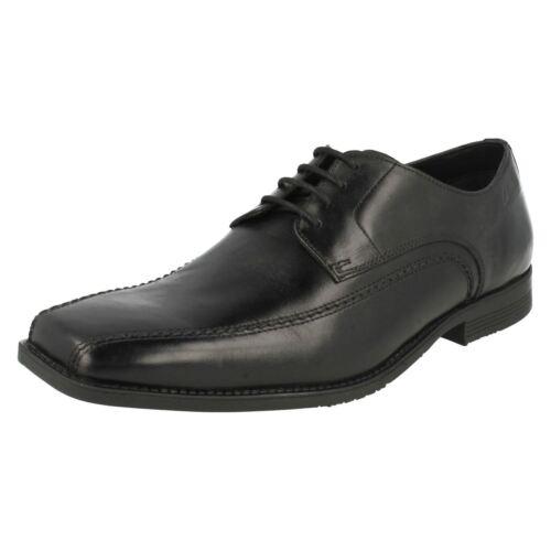 Shoes Formal Clarks Mens Lace Black Lace' Up 'baker xRIxT58qw