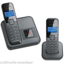 Telekom Sinus CA34 DUO NEUWARE DECT Telefon mit AB SCHNELLVERSAND 2 Mobilteile