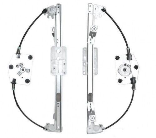 SKODA OCTAVIA 1z3 1z5 05-13 ALZACRISTALLI Elettrici Senza Motore Posteriore Sinistro mm