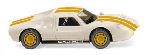 /_NEU//OVP Porsche 904 GTS perlweiß 1:87 Wiking 016302