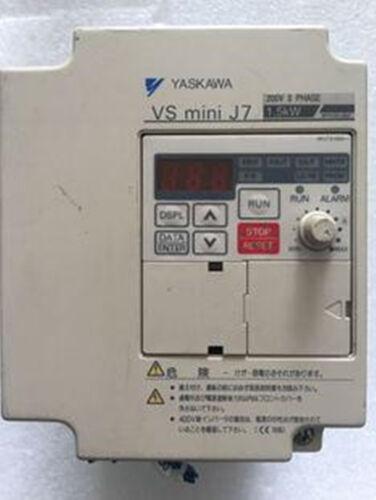 Yaskawa Inverter VS mini J7 1.5KW 220V CIMR-J7AA21P5