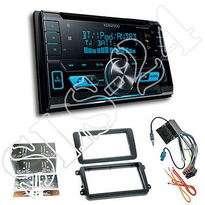 Profi radio radio diafragma adaptador para VW Sharan II Beetle passat cc 3cc