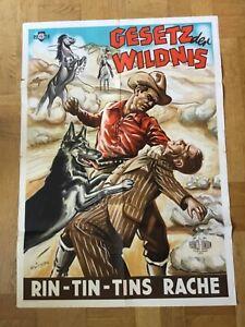 Gesetz-der-Wildnis-Kinoplakat-039-49-Ben-Turpin-Western-Schaeferhund