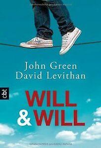 Will-amp-Will-von-Green-John-Levithan-David-Buch-Zustand-gut