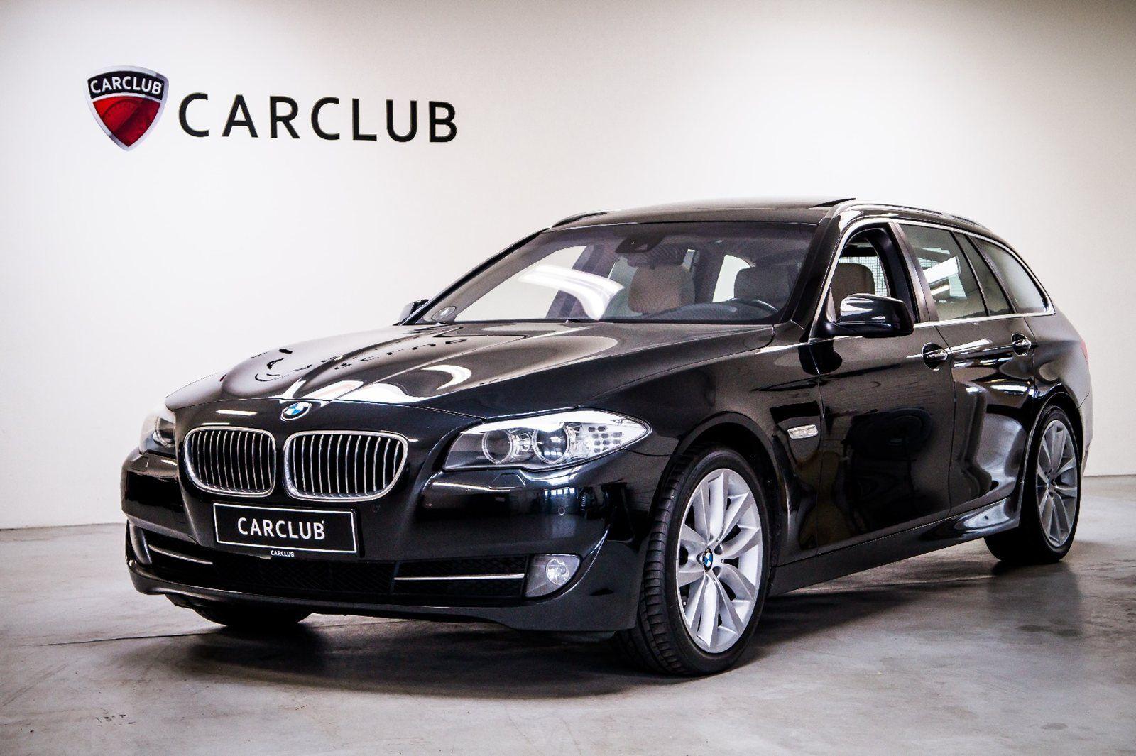 BMW 530d 3,0 Touring aut. 5d - 299.900 kr.