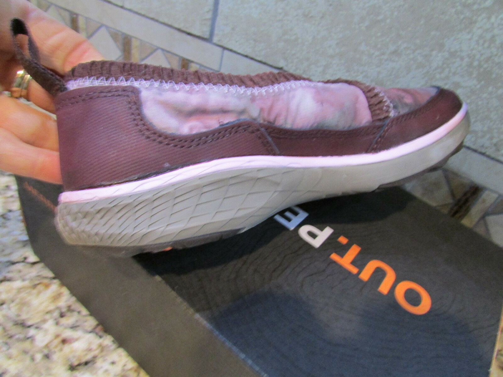 NEW MERRELL PECHORA mujer WRAP SLIP ON LOAFER zapatos mujer PECHORA 6 J42650 FREE SHIP 88fffd