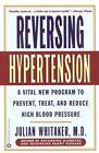 Reversing Hypertension by Janet Whitaker (Hardback, 2004)