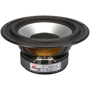 Dayton-Audio-DA175-8-7-034-Aluminum-CONE-WOOFER