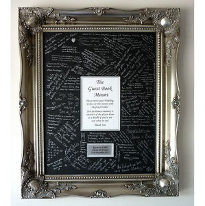 Large Silver Baroque Picture Frames Secondtofirst