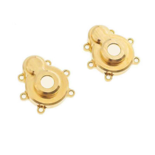 High Quality Brass Durable Gear Cover Upgrade Part for Redcat Gen 8 RC Car