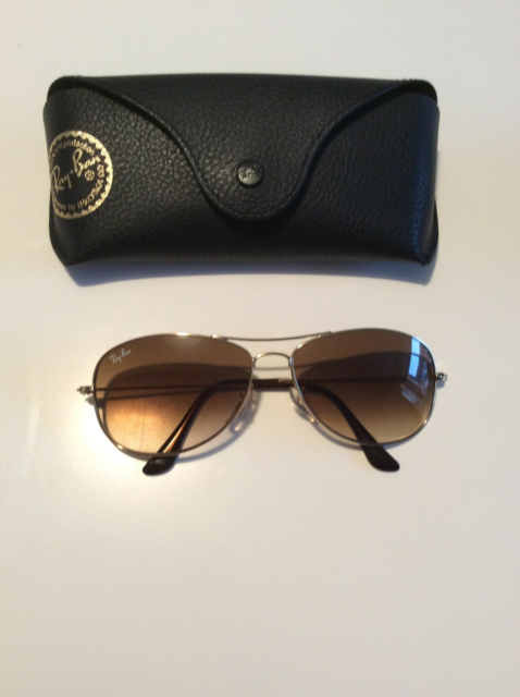 Solbriller unisex, Ray Ban, Cockpit model RB 3382 001151…