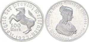 Westphalia 100 Mark 1923 Almost Bu (1)