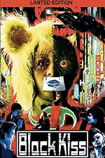 BLACK KISS - LIMITED EDITION - COVER C Makoto Tezuka  DVD Hartbox  Neu