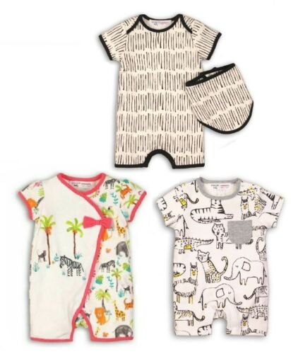 Playsuits ~  Boys/' Girls/' and Unisex Babies Animal Themed Rompers