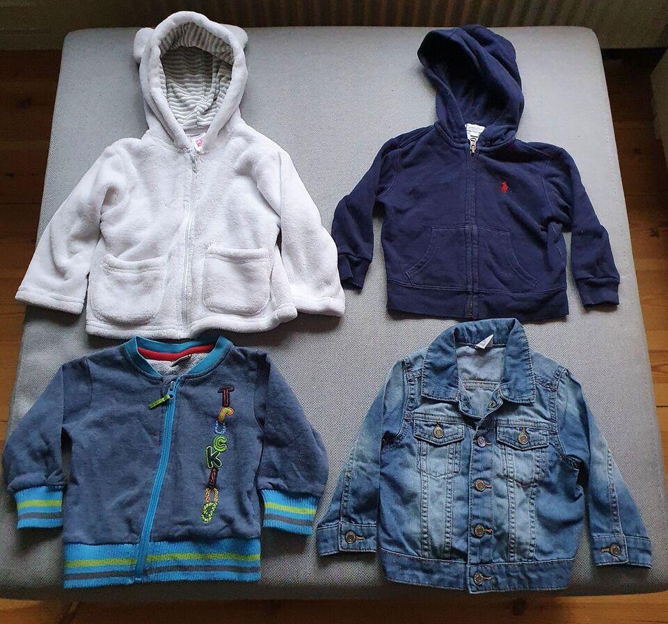 Blandet tøj, Tøjpakke str 80, Hummel