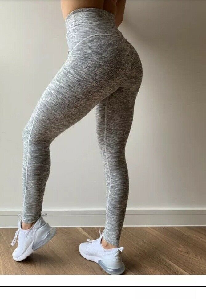 MyProtein power leggings in light space Size L #67